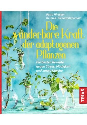 Buch »Die wunderbare Kraft der adaptogenen Pflanzen / Petra Hirscher« kaufen
