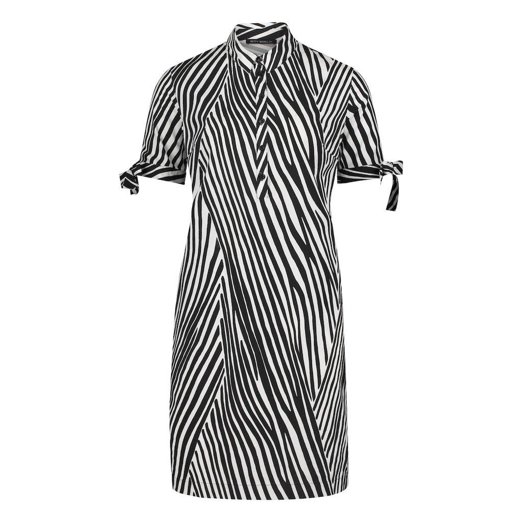 Betty Barclay Hemdblusenkleid »kurzarm«