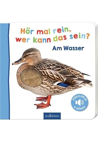 Buch »Hör mal rein, wer kann das sein? - Am Wasser / DIVERSE« kaufen