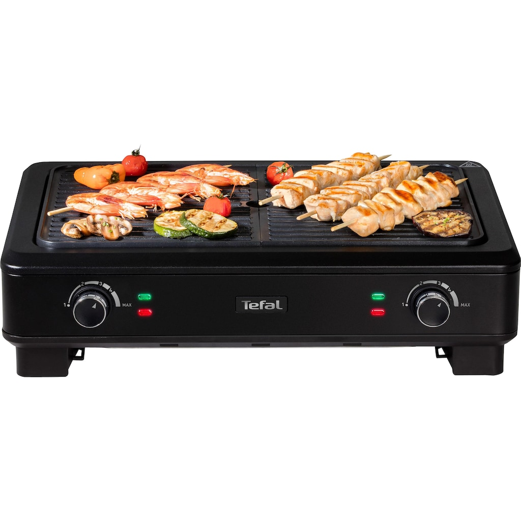 Tefal Tischgrill »TG9008 Smokeless Grill«, 2000 W