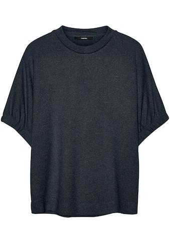 someday Sweatshirt »Usar«, mit elastischen Ärmel-Bündchen im lockeren Stil kaufen