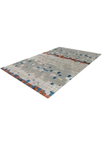 Arte Espina Teppich »Diamond 8036«, rechteckig, 10 mm Höhe, Wohnzimmer kaufen