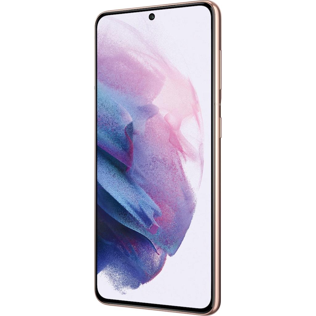 """Samsung Smartphone »Galaxy S21 5G«, (15,84 cm/6,2 """", 256 GB Speicherplatz, 12 MP Kamera), 3 Jahre Garantie"""