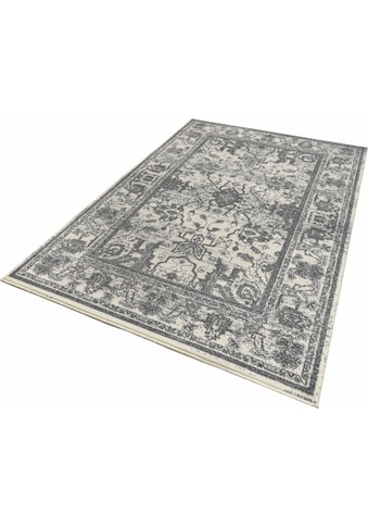Zala Living Teppich »Glorious«, rechteckig, 9 mm Höhe, Kurzflor, Vintage Optik,... kaufen
