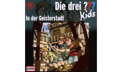 Musik - CD 015/In Der Geisterstadt / Die Drei ??? Kids, (1 CD) kaufen
