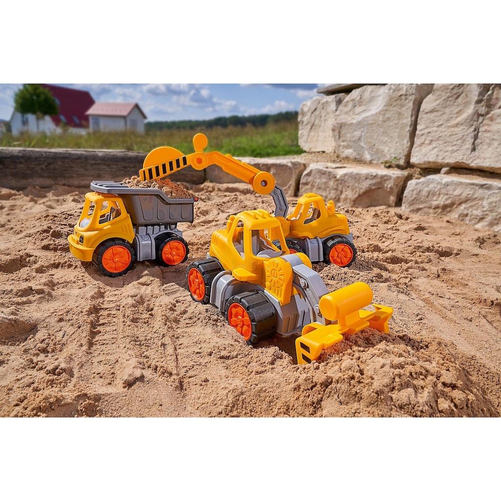 BIG Spielzeug-Radlader »BIG Power Worker Radlader«