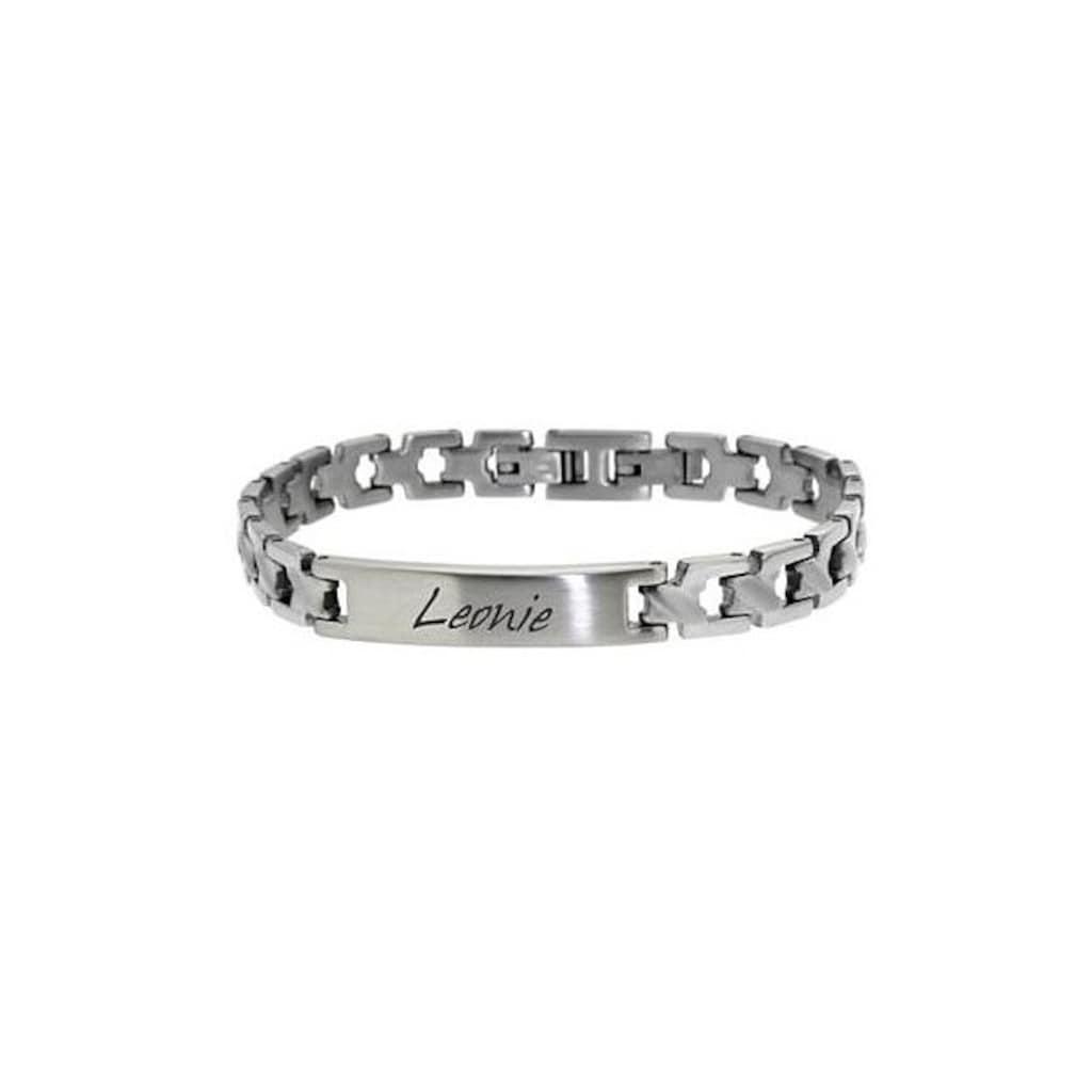 Firetti ID Armband »mit Gratis-Gravur«