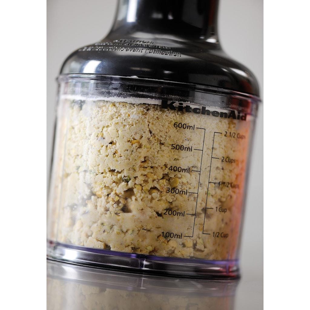 KitchenAid Stabmixer »5KHB2571EER«, 180 W, 5 Stufen. Farbe: EMPIRE ROT