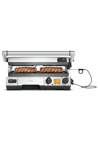 Sage Kontaktgrill the Smart Grill Pro, SGR840, 2400 Watt kaufen