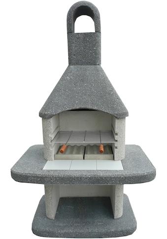 WELLFIRE Grillkamin »Siesta«, BxTxH: 110x73x185 cm kaufen