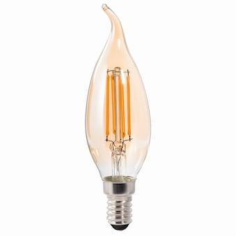 Xavax LED - Filament, E14, 400lm ersetzt 35W, Vintagelampe Kerze »LED - Lampe 230V Warmweiß« kaufen