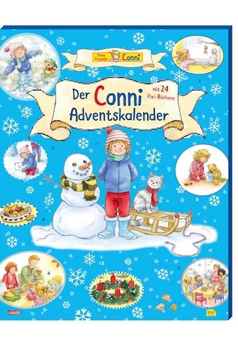 Buch »Conni Pixi Adventskalender 2021 / Liane Schneider, Eva Wenzel-Bürger, Janina... kaufen