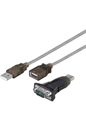 Goobay USB seriell RS232 Konverter mini kaufen