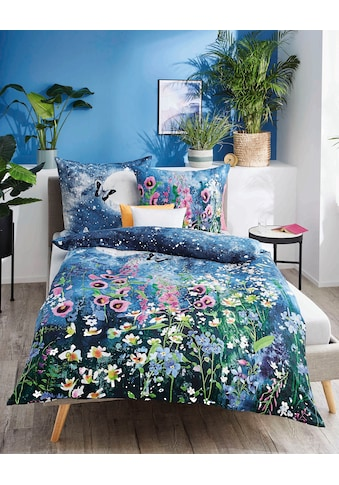 Kaeppel Bettwäsche »Midnight«, mit floralem Print kaufen