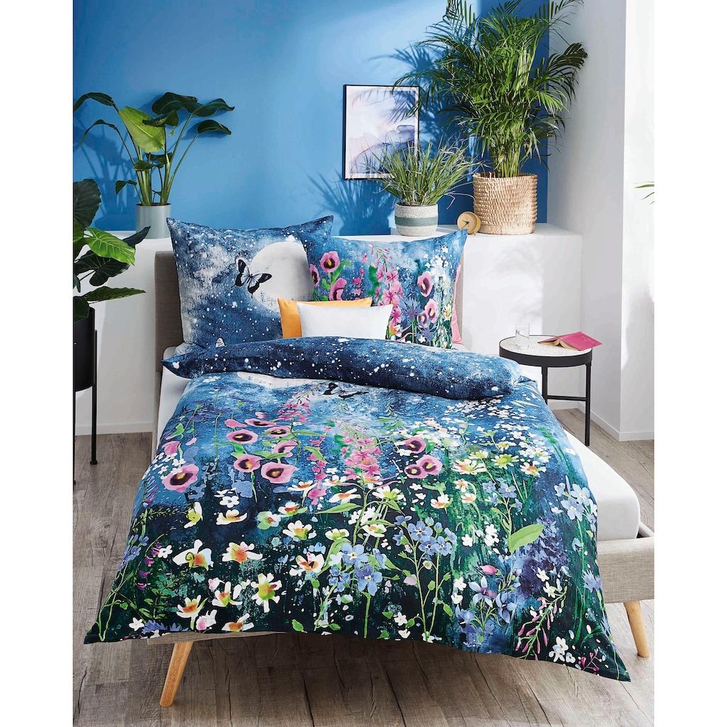 Kaeppel Bettwäsche »Midnight«, mit floralem Print