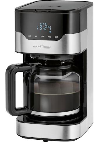 ProfiCook Filterkaffeemaschine »PC-KA 1169«, Papierfilter, 1x4 kaufen