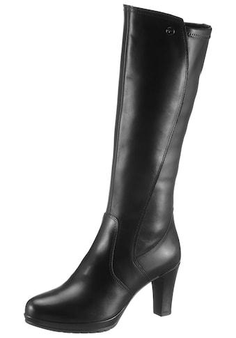 Tamaris Stiefel, in abgerundeter Form kaufen