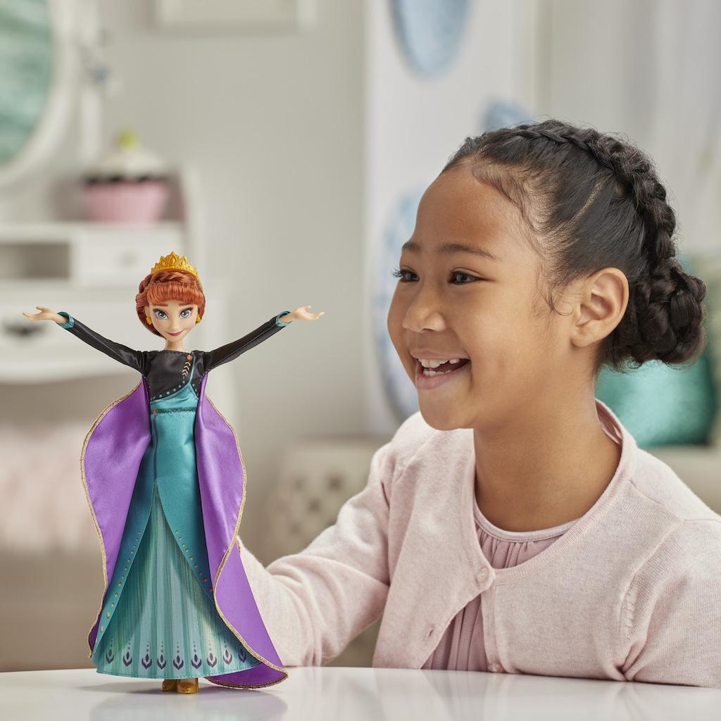 Hasbro Anziehpuppe »Die Eiskönigin II, Traummelodie Anna«, mit Sound