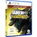 UBISOFT Spiel »Tom Clancy's Rainbow Six® Extraction Deluxe Edition + Vigil Figur«, PlayStation 5