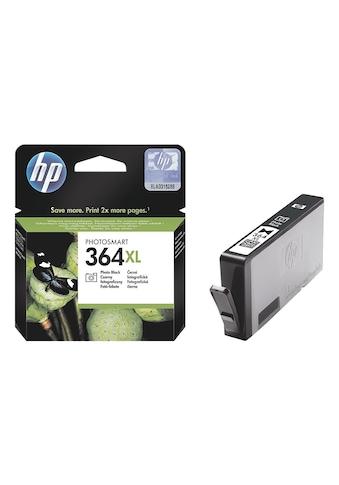 HP Tintenpatrone HP 364XL schwarz (Foto) kaufen