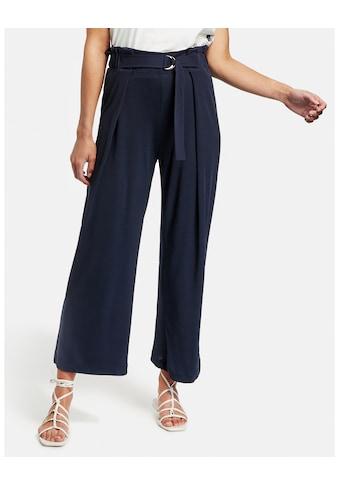 GERRY WEBER Hose Gewirke (Legging, Jogging etc.) »Weite Hose aus Jersey« kaufen