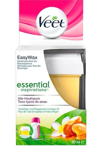 Veet Wachspatrone »Easy Wax Essential Inspirations Wachsnachfüllpatrone«, mit... kaufen