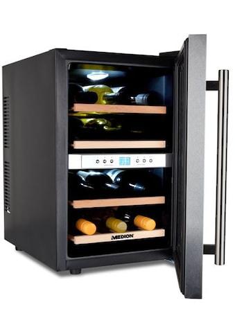 Medion® Getränkekühlschrank, 54 cm hoch, 35 cm breit kaufen