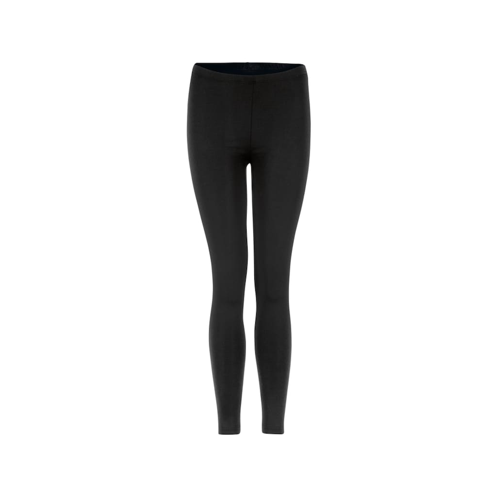 Trigema Leggings, (1 tlg.), aus Polyester/Elastan