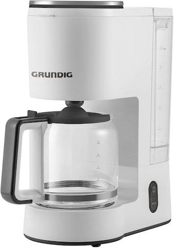Grundig Filterkaffeemaschine »KM 5860«, Permanentfilter kaufen