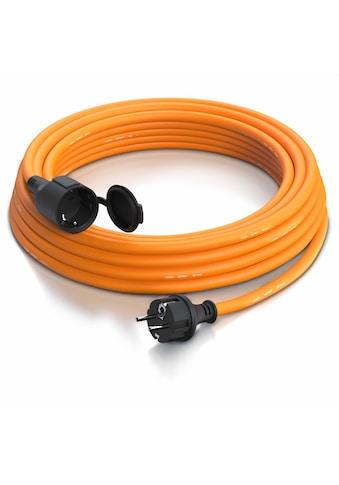 Brandson Verlängerungskabel »Strom Kabel für den Außenbereich / IP44«, 500 cm kaufen