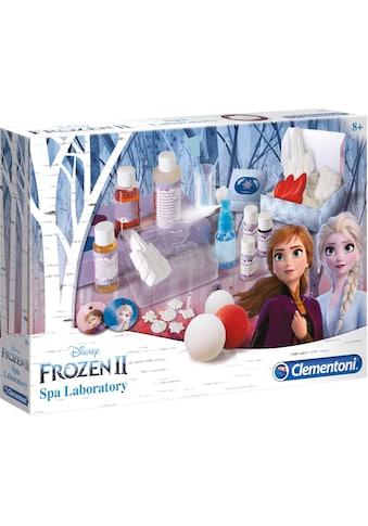 "Clementoni® Kreativset ""Frozen 2  -  Spa - Labor"" kaufen"