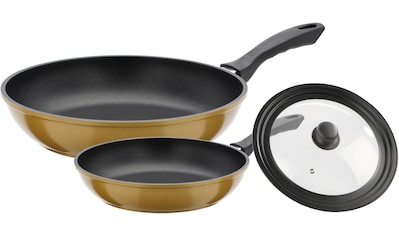 GSW Pfannen - Set »GOURMET PREMIUM COLOR« (Set, 3 - tlg.) kaufen
