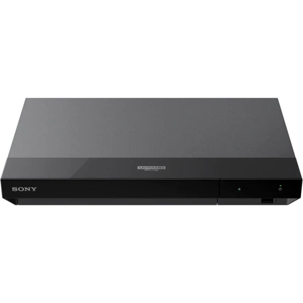 Sony Blu-ray-Player »UBP-X500«, 4k Ultra HD, LAN (Ethernet), 4K Upscaling-Deep Colour