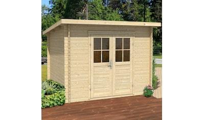 Nordic Holz Gartenhaus »Genua« kaufen