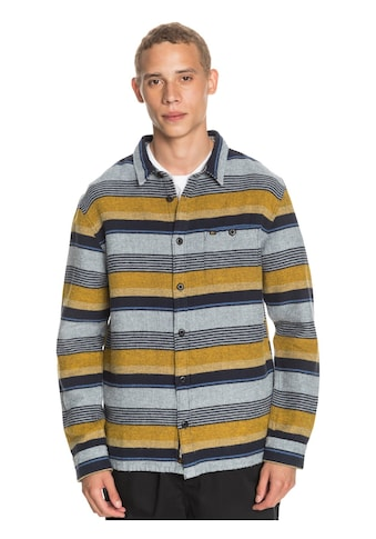Quiksilver Langarmhemd »Lineup Distraction« kaufen
