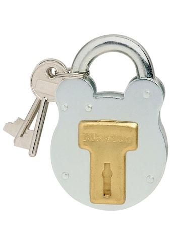 Master Lock Vorhängeschloss »Nostalgie«, Stahl kaufen