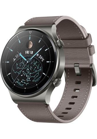 Huawei Smartwatch »Watch GT 2 Pro Classic«, (24 Monate Herstellergarantie) kaufen