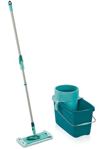Leifheit Bodenwischer-Set »CLEAN TWIST M super soft«, inkl. Eimer) für Parkett und... kaufen