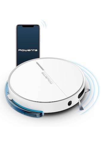 Rowenta Nass - Trocken - Saugroboter WLAN  - Explorer 60 Allergy Connect RR7447, weiß, kaufen