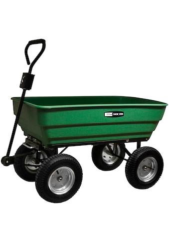 GÜDE Schubkarre »GARTENWAGEN GGW 300«, 125 l, 300 kg kaufen