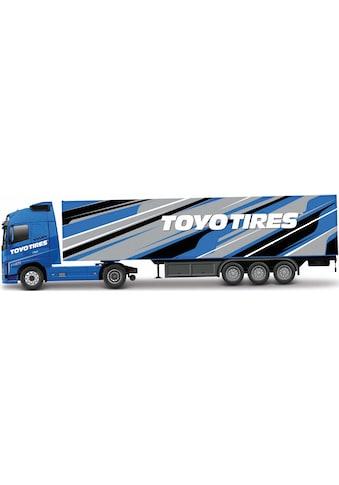 Bburago Spielzeug-LKW »Streetfire Volvo FH16 mit Toyo Tires Aufleger« kaufen