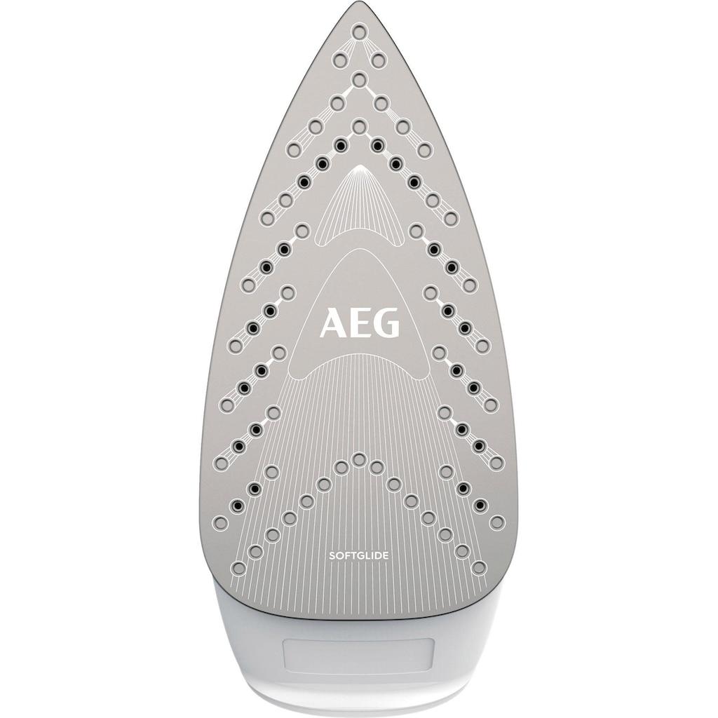 AEG Dampfbügeleisen »EasyLine DB 1740LG«, 2400 W