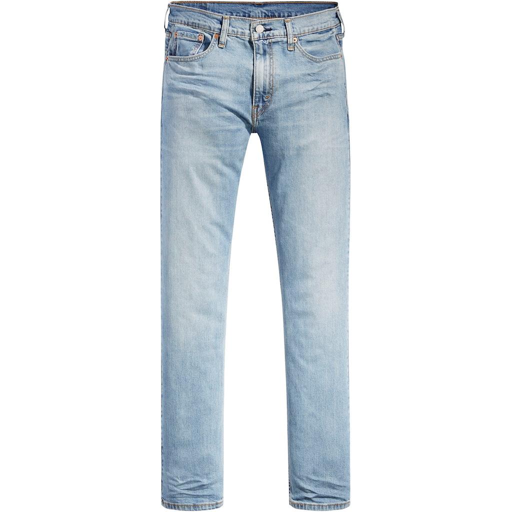 Levi's® 5-Pocket-Jeans »513 SLIM STRAIGHT«, mit leichten Abriebeffekten