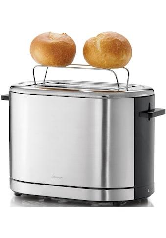 WMF Toaster »LONO«, 2 kurze Schlitze, für 2 Scheiben, 900 W kaufen