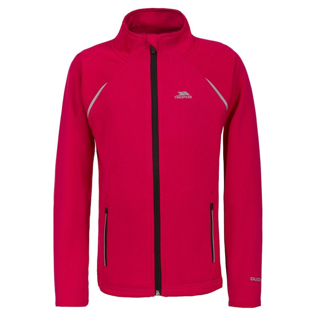 Trespass Trainingsjacke »Kinder Harbrid Athletik Jacke«