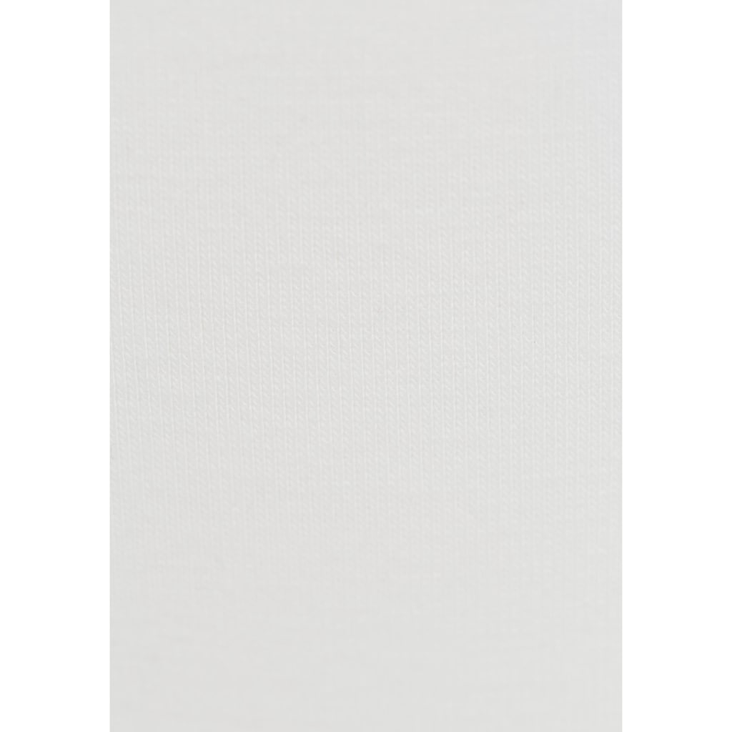 LASCANA Bikinislip, (3 St.), mit 3D-Logo im Bündchen