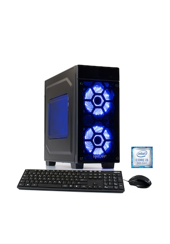 Hyrican Gaming PC i5 - 9400F 16GB RAM 480GB SSD 1TB HDD RTX 2060 »Striker 6436« kaufen