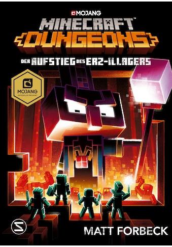 Buch »Minecraft Dungeons Roman - Der Aufstieg des Erz-Illagers / Matt Forbeck, Maxi... kaufen