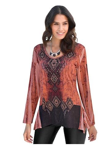 Classic Inspirationen Shirt in Batik - Optik kaufen