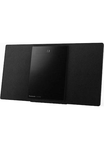 Panasonic »SC - HC204« Microanlage (FM - Tuner mit RDS, 20 Watt) kaufen